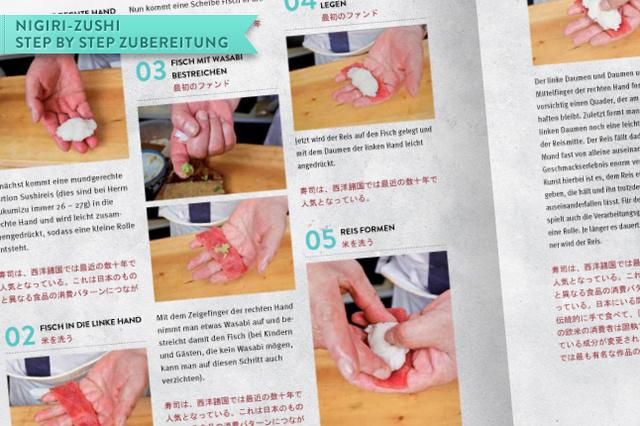 Sushi Buch • Ein Leben für die Kunst