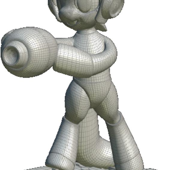 Mega-Canni Figurine