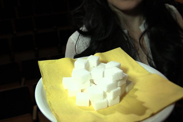 Schneewittchen in der Zuckerfalle