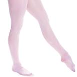 Rosa Ballettstrumpfhose für Kinder 4-6 j.
