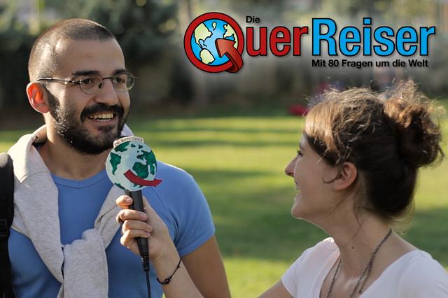 Die QuerReiser - Mit 80 Fragen um die Welt