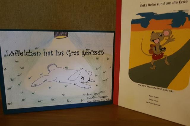 Kinderbücher produzieren