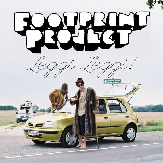 Handsignierte 'Leggi Leggi!' CD