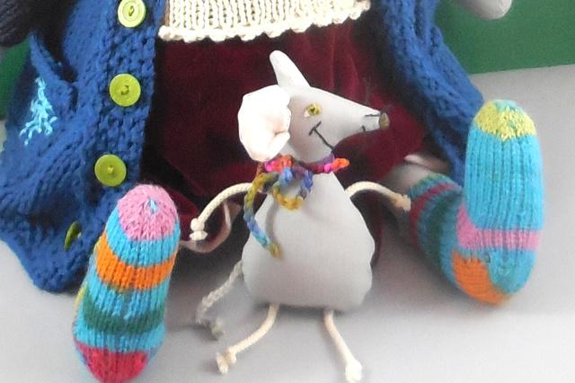 """""""Maus & der Weihnachtsdieb"""
