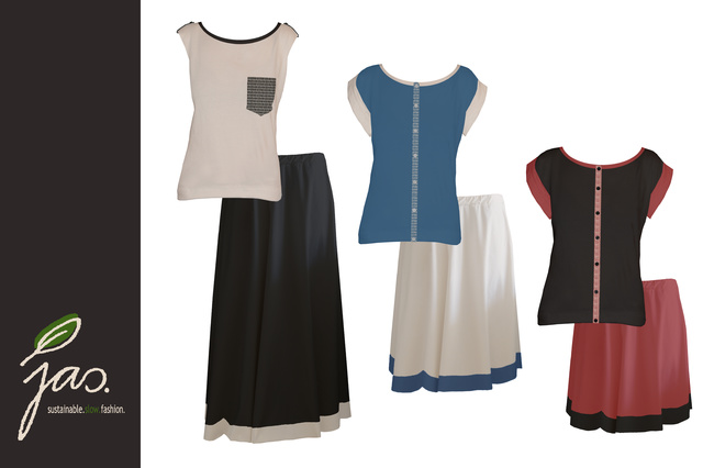 jas. sustainable slow fashion // faire Kleidung in deinem Design