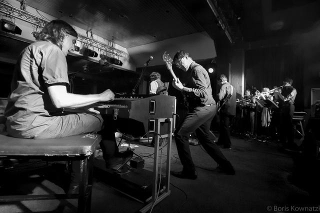 The Shouting Men - Studioalbum 2015