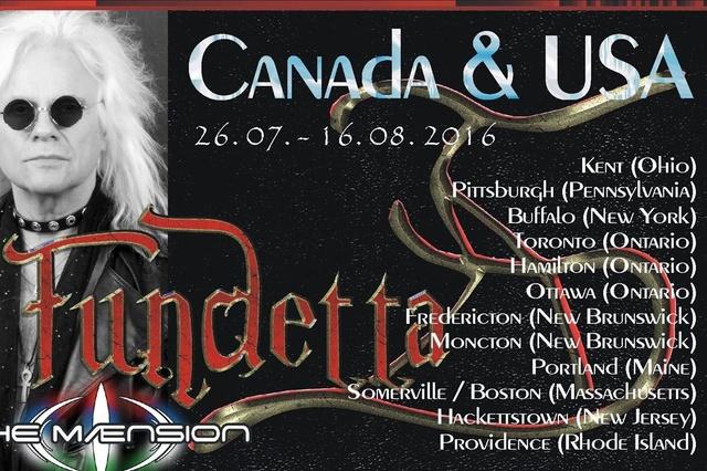 FUNDETTA - 3-Wochen-Tour durch USA und KANADA