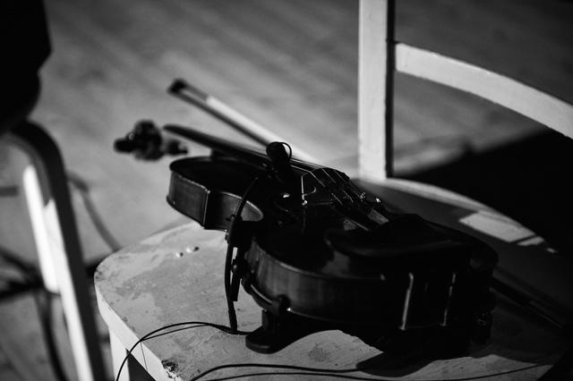 Irene Kepl: Violine Solo -Debüt CD