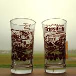 The Glas! Ein Schluck in Ehren kann keiner verwehren!