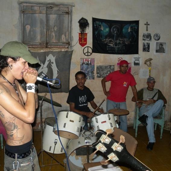 "Musik aus Kubas Underground CD + DVD ""cuba COR libre"""