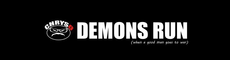"Alternative Hip-Hop Album ""Chryso - DEMONS RUN"""