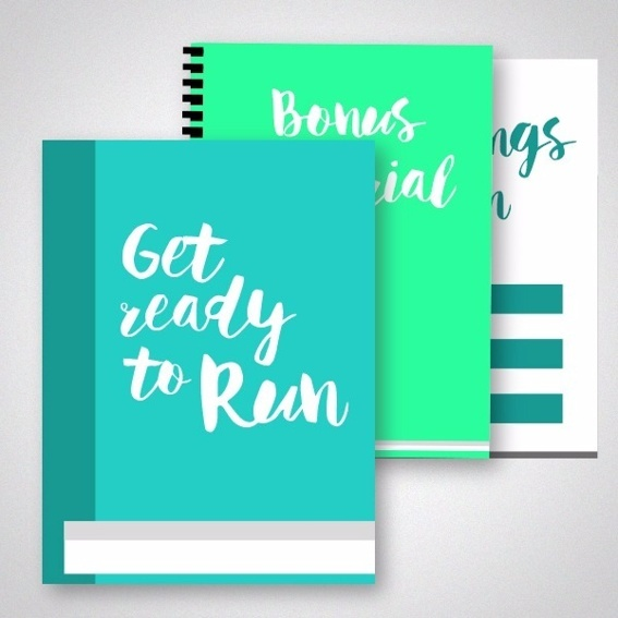 GET READY TO RUN | Komplett-Paket