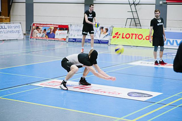 Bildband SVG Lüneburg Volleyball