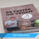 """Buch """"Be Faster Go Vegan"""" mit persönlicher Widmung"""