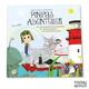 """Buch """"Pinipas Abenteuer"""""""