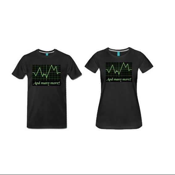 Fan Package Nr. 2 - CD + And many more!  Fan Shirt