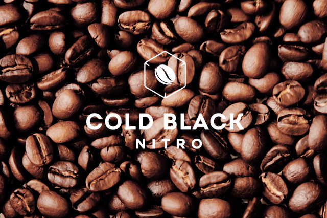 COLD BLACK NITRO | the real cool coffee