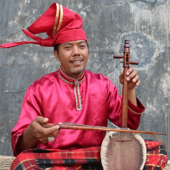 Sei unser Sulawesibuddy