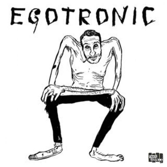Egotronic Konzertkarte + signiertes Vinyl!