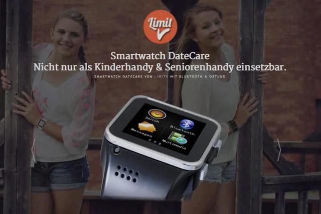 DateCare - GPS Schutz für Kinder und Senioren