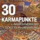 30 Karmapunkte, Namensnennung und Ticket zur Filmvorführung in Konstanz