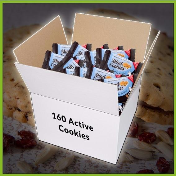 160 Active Cookies