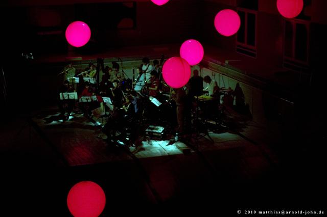 Andromeda Mega Express Orchestra - Live-Album @ Stattbad Wedding