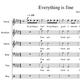 Noten zu einem unserer Song