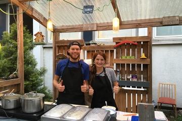 Foodstand Borsch & Warenyki