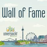 Kunstvoll Verewigt - Wall of Fame