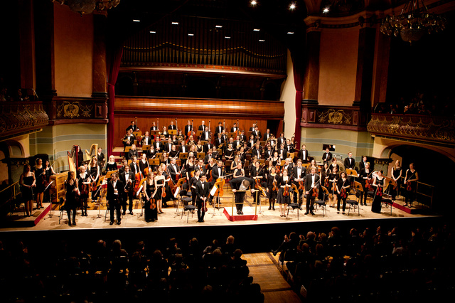 Akademische Philharmonie Heidelberg in China