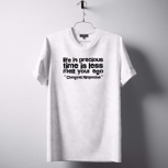 Dharma : Doo - Life Is Precious Shirt