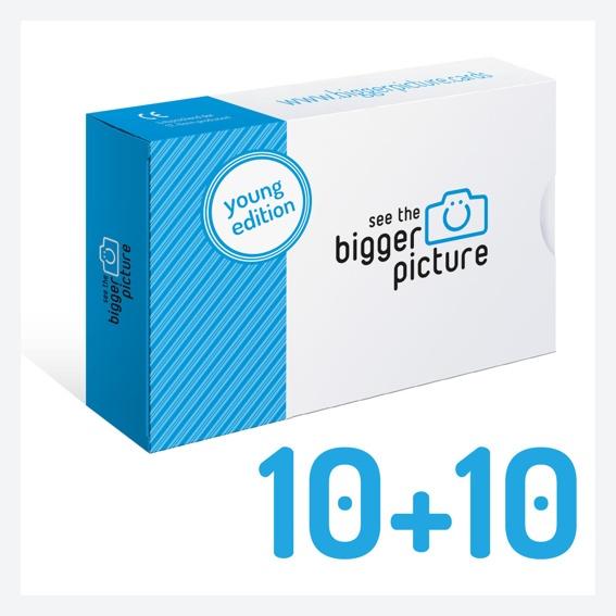 Mentor-Set: 10+10 Sets der bigger picture young edition