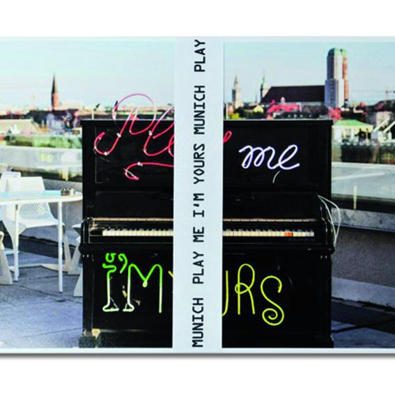 Exklusiver Photodruck vom Lieblingspiano + ewiger Ruhm