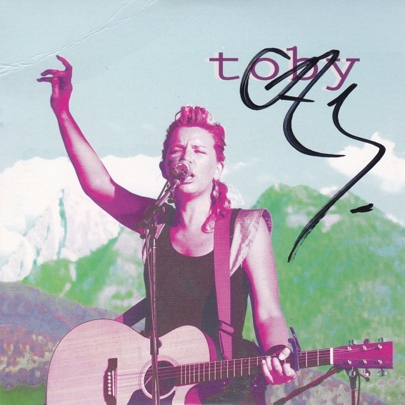Toby - EP/CD signiert