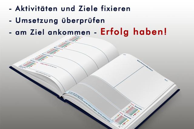 MEIN ERFOLGSPLAN - Mach 2017 zu deinem Erfolgsjahr