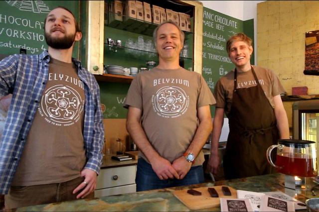 BELYZIUM: Mach mit bei der Schokoladenrevolution!