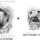 Motiv-Poster + Buttonset