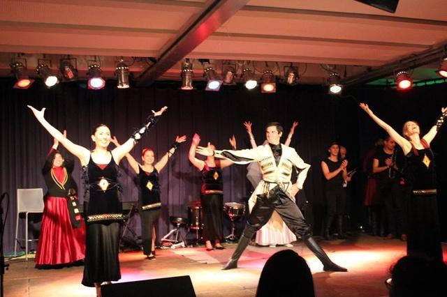 Welt Tanz Tag Freiburg 2017