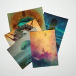 Postkartenset von Stefan Bleyl
