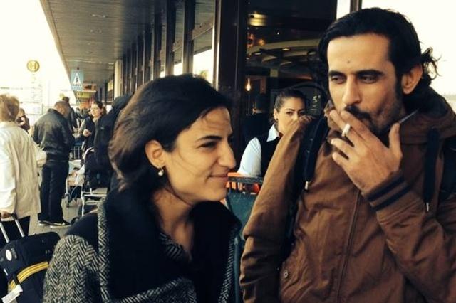 Tagesgeld für syrischen Autor Aboud Saeed auf Lesereise