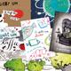 Jaja-Postkartenset
