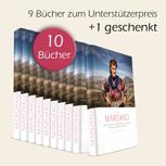 10 Bücher: 9 zum Unterstützerpreis + 1 geschenkt!