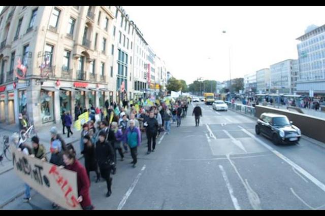 Protest/Demo München - March Against Monsanto & Co. - KonsumrEvolution 2014