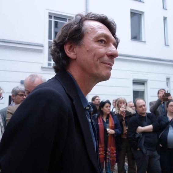 Fotoshooting mit Peter Fischer-Piel