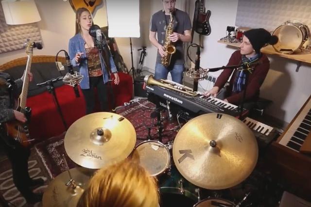 Beyond Headlines erstes Album - Jazz's not dead!
