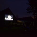 Kino unter den Kiefern
