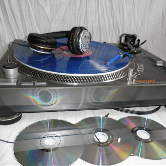 DJ Auftritt bei Privatveranstaltung