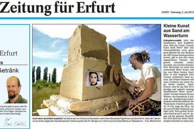 Kunstrasen Erfurt