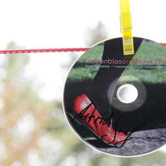 """""""Unsere Zweite"""" CD"""